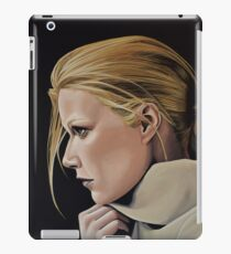 Gwyneth Paltrow Painting iPad Case/Skin