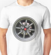 WATANABE RACING WHEELS, another true classic. Unisex T-Shirt
