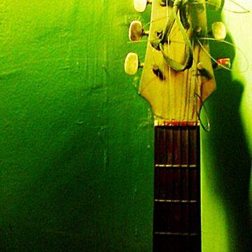 guitar by errolmurillo