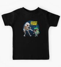 Bounty Hunting Time Kids Clothes