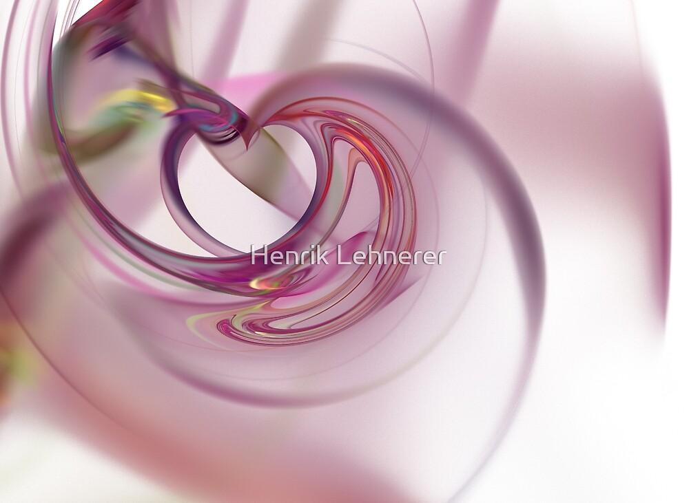 Heart Fractal by Henrik Lehnerer