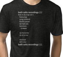Fedz in Da Trap LINE-UP Tri-blend T-Shirt
