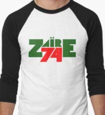 Zaire 74' - Rumble in the Jungle Men's Baseball ¾ T-Shirt