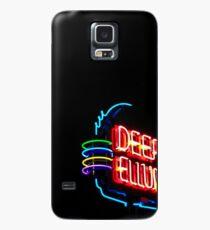 Deep Ellum Neon Case/Skin for Samsung Galaxy