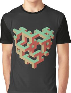 Iso-Heart Graphic T-Shirt