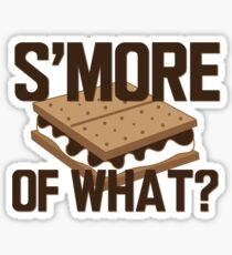 smore of what Sticker