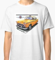 Checker Cab Checker Marathon NEW YORK TAXI Classic T-Shirt