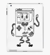 Goofy Game Boy Guy iPad Case/Skin