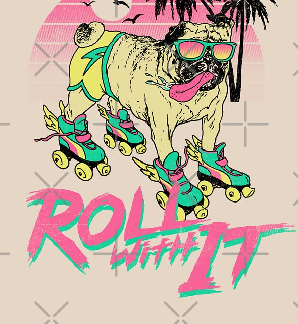 Roll With It by wytrab8