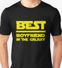 Best boyfriend in the galaxy. T-Shirt