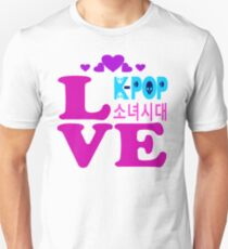 ♥♫Love SNSD-Girls' Generation Fabulous K-Pop Clothes & Phone/iPad/Laptop/MackBook Cases/Skins & Bags & Home Decor & Stationary & Mugs♪♥ Unisex T-Shirt