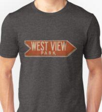 West View Park Sign T-Shirt