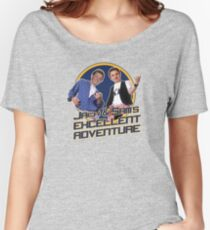 Jack and Sam's Excellent Adventure Women's Relaxed Fit T-Shirt