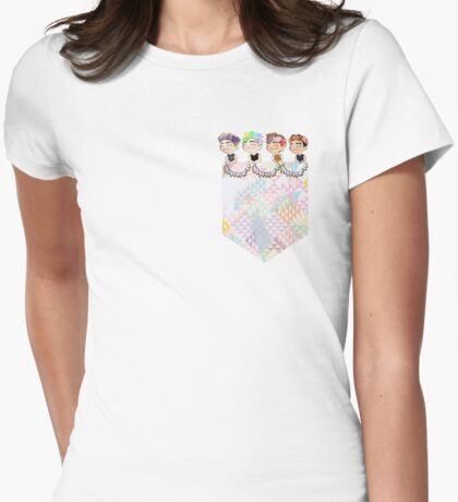 Flower child frocket T-Shirt