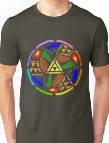 ZELDA MANDALA Unisex T-Shirt