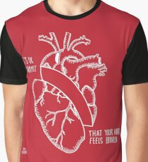 Heartbroken Graphic T-Shirt