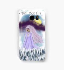 Tarot Card The Moon Goddess Samsung Galaxy Case/Skin