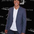 Bob Morley Glamour Poster by Evelyn Ulrich
