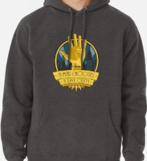 The Cult Of Rapture Pullover Hoodie