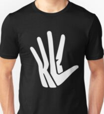 Hand Logo White T-Shirt