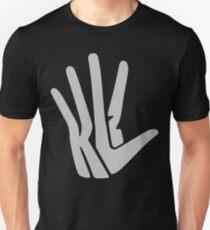 Hand Logo Gray T-Shirt