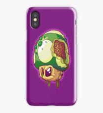 Zed Up iPhone Case