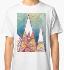 The Geometry of Geography Classic T-Shirt
