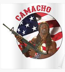 Camacho Poster