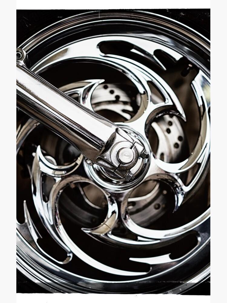 Harley Wheel von AndyV12