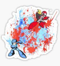 Mega & Proto Sticker