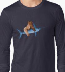Kong and Engaurde Long Sleeve T-Shirt