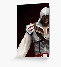 Ezio Greeting Card