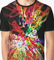 Hologram Graphic T-Shirt