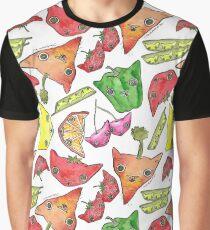 """""""Oro?"""" Fruits & Veggies Graphic T-Shirt"""