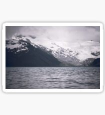 Garibaldi Lake & Cloudy Moutains Sticker