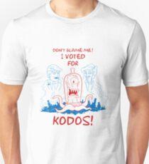 Kodos 2016 T-Shirt