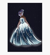 Star Gown Photographic Print