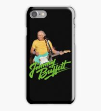 SAN01 Jimmy Buffett and the Coral Reefer Band TOUR 2016 iPhone Case/Skin