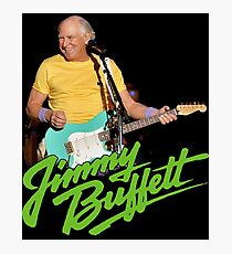 SAN01 Jimmy Buffett and the Coral Reefer Band TOUR 2016 Photographic Print