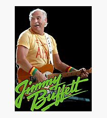 SAN02 Jimmy Buffett and the Coral Reefer Band TOUR 2016 Photographic Print