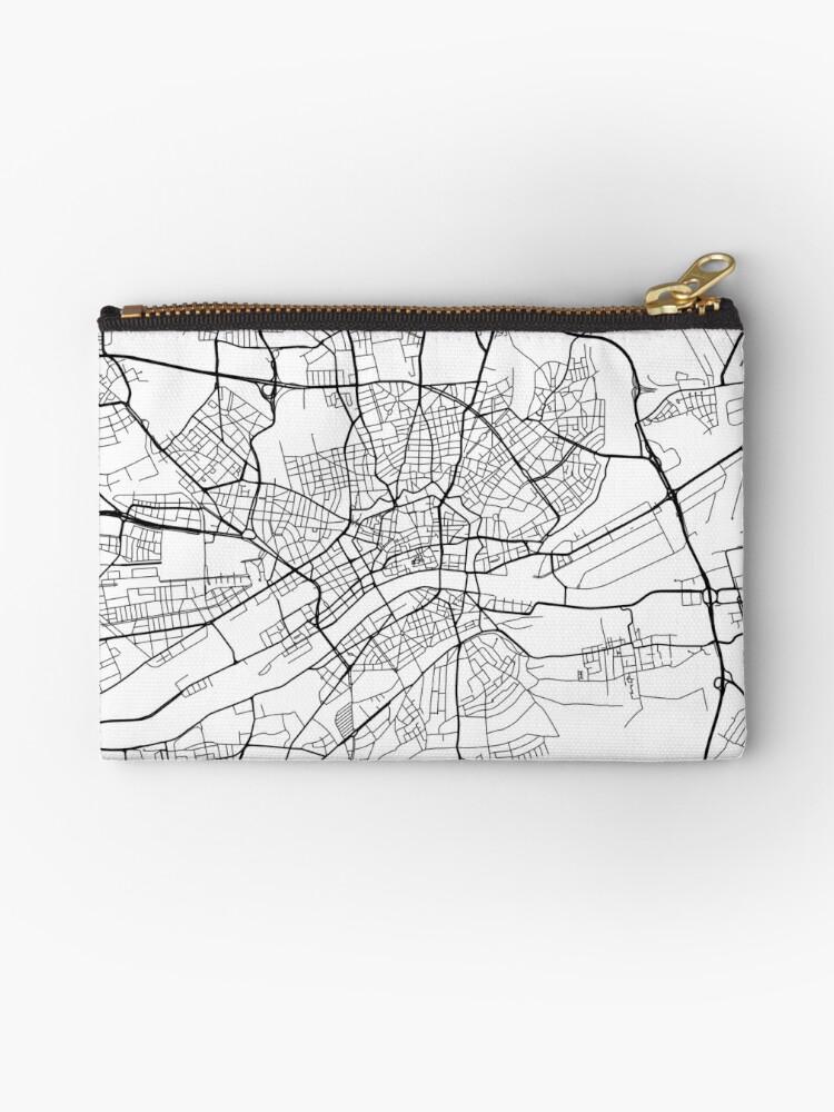 1f64144824840 Frankfurt Map