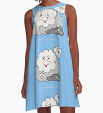 We Believe in You A-Line Dress