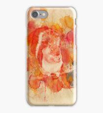 Waterolor Squirrel iPhone Case/Skin