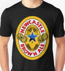 Brown Ale Newcastle  Unisex T-Shirt