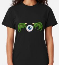 Demon Winged Eyeball Classic T-Shirt