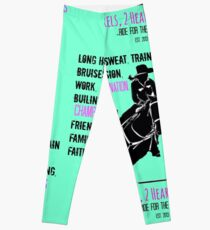 3a6ce4a09e6df Barrel Racing Leggings | Redbubble