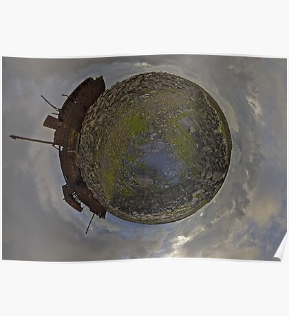 The Plassey Wreck,  Inisheer Poster