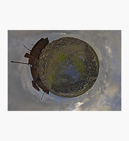 The Plassey Wreck,  Inisheer Photographic Print