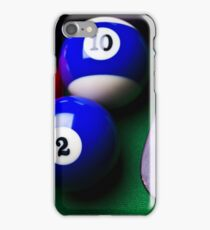 Blue Ball iPhone Case/Skin