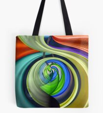 colors in the wind... Tote Bag